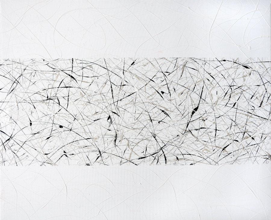 177 | Pensieri 2015 | 100x80 - Acrilico su tela