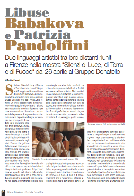 La Toscana | Aprile 2014 - 1
