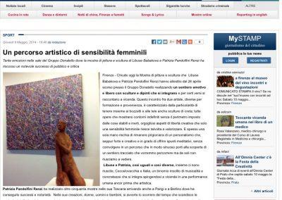 Stampa Toscana | 8 maggio 2014
