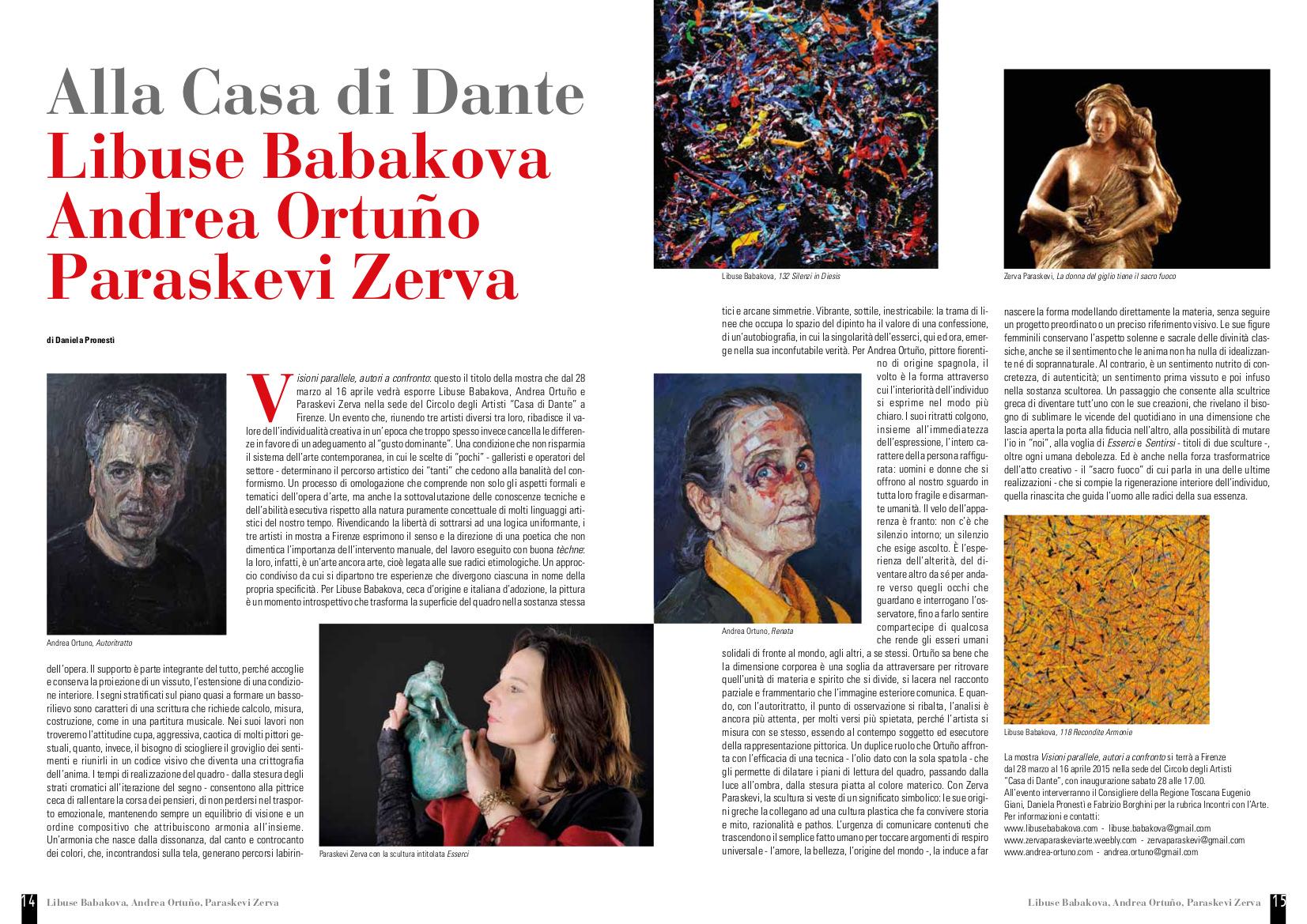 Toscana Arte - Visioni Parallele